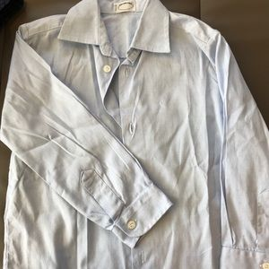 Other - Boys classic long sleeve button down